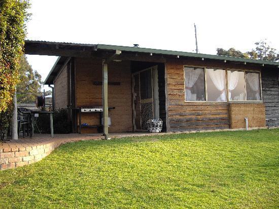 Pemberton Farm Chalets: Our chalet