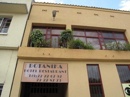 Botanika : Front of the restaurant