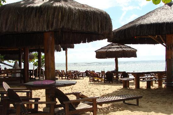 Canto d'Alvorada Hotel Pousada: Bar Da Praia.