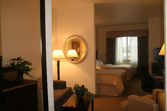 Best Western Plus Seabrook Suites: Double Queen Suite