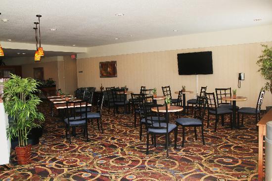 Best Western Plus Seabrook Suites: Breakfast Area
