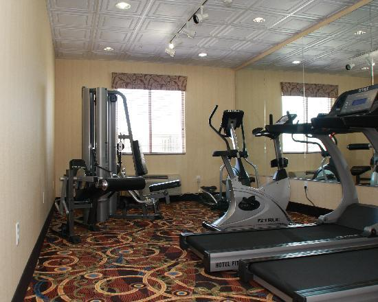 Best Western Plus Seabrook Suites: Fitness Center