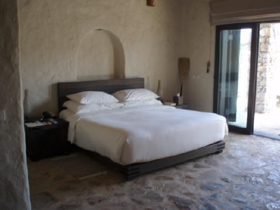 Six Senses Zighy Bay: Like sleeping on a cloud...