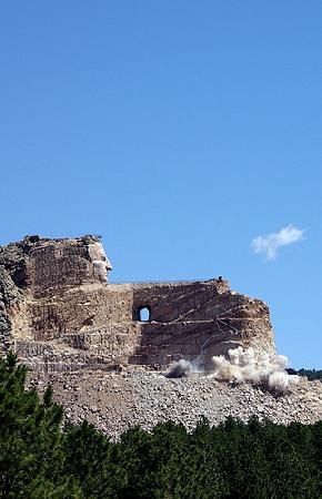 Dakota Tours: See this on going tribute to and for the Native American Indians