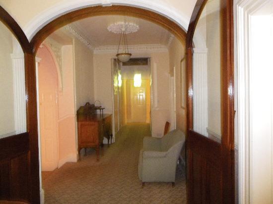 Ardagh House: entree