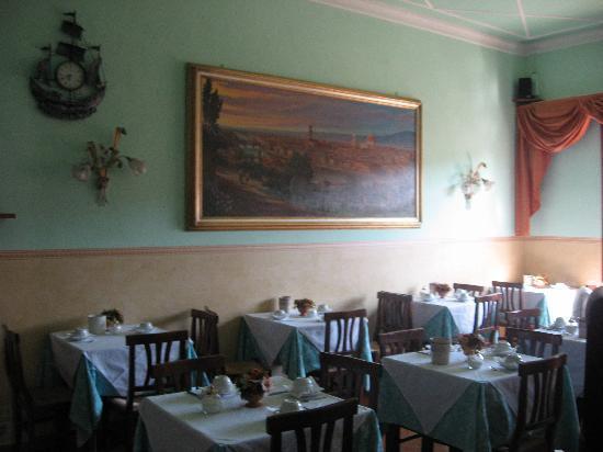 Hotel Desiree: Sala Colazione