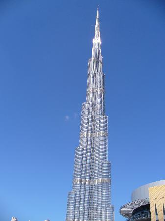 Burj al khalifa picture of holiday inn dubai al barsha for Burj al khalifa hotel