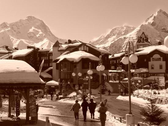 Hotel La Farandole: Les 2 Alps resort