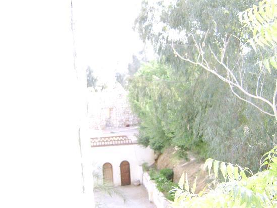 Amar Sina Village: View from window