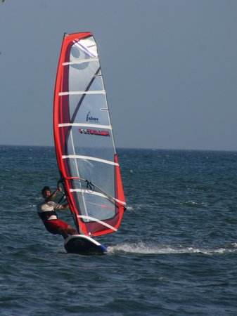 Vela Margarita Windsurf Center