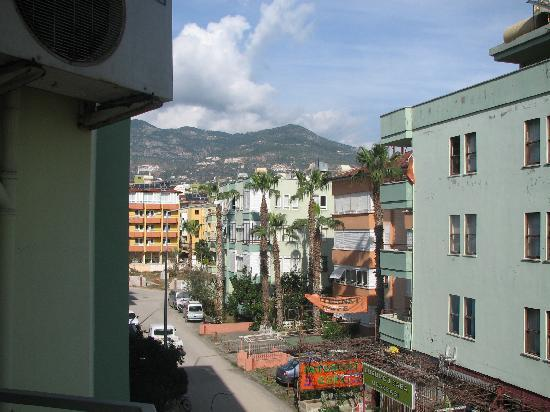 Tac Premier Hotel and Spa: view from window