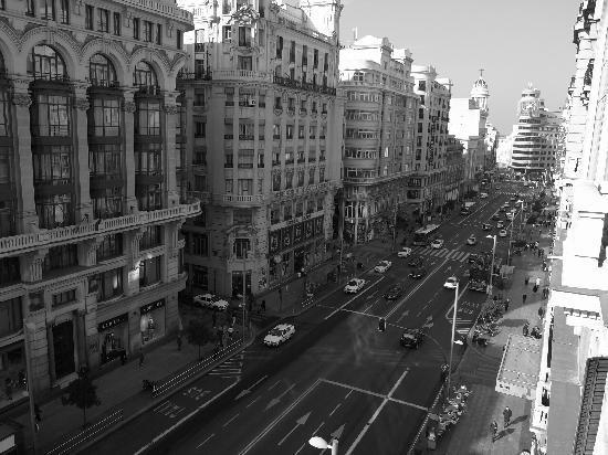 Galicia Hostel : Gran Via