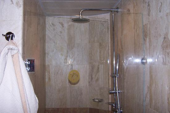 Luxury Bahia Principe Ambar Don Pablo Collection: Rain shower