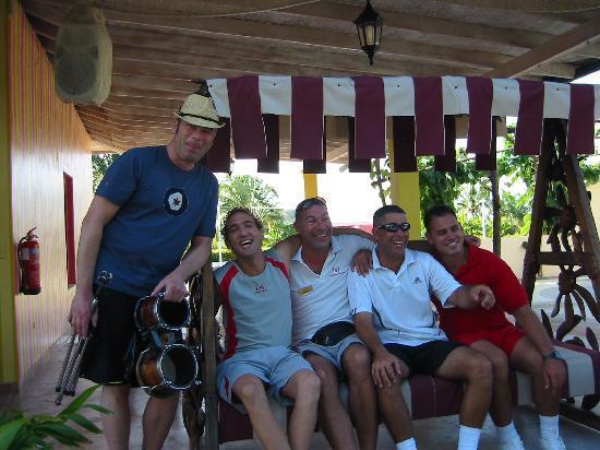 Paradisus Rio de Oro Resort & Spa: The Animation Staff were wonderful.