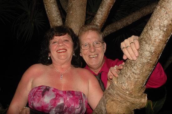 Sandals Ochi Beach Resort: MARGARETS BIRTHDAY