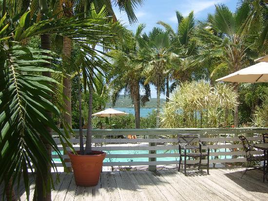 Club Seabourne: piscina