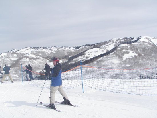 Powderhorn Lodge : The View was fabulous!