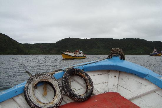 Puerto Montt, Chile: navegando alrededor de Angelmo
