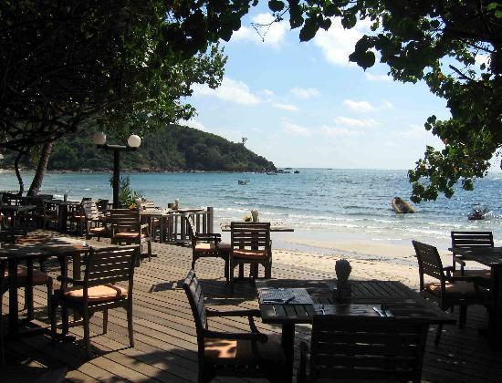 Ao Prao Resort: Breeze restaurant