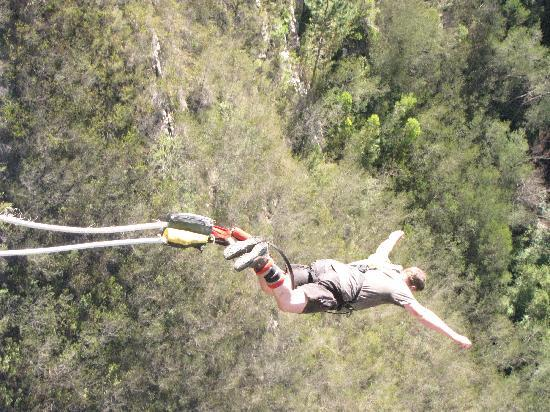 Face Adrenalin - Bloukrans Bungy: It really is exciting!