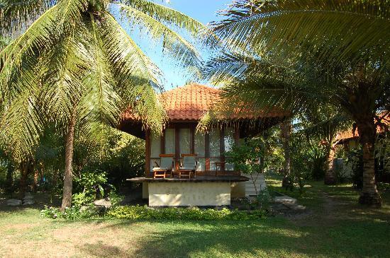 Villa Nautilus: VILLA Y JARDINES