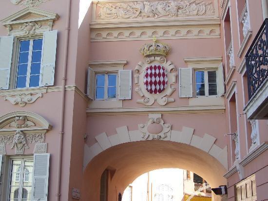 Prince's Palace: stemma