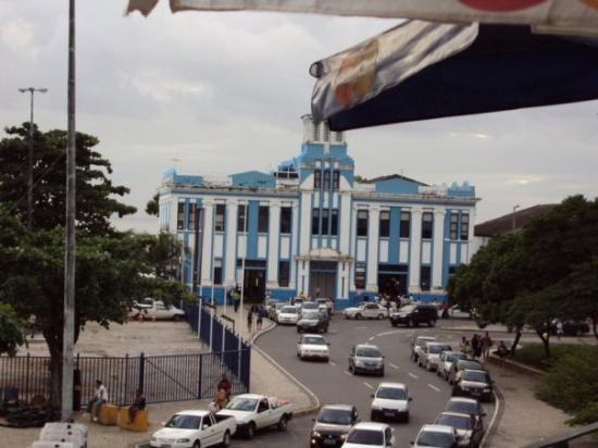Terminal Hidroviário em Salvador