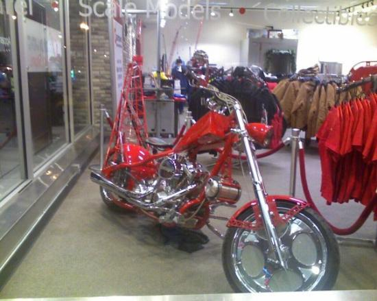 The Manitowoc Crane Bike