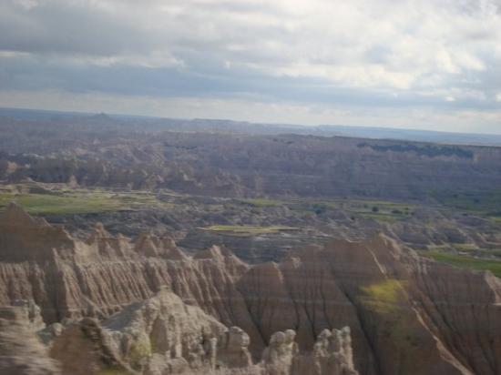 Badlands National Park, SD: Badlands, SD