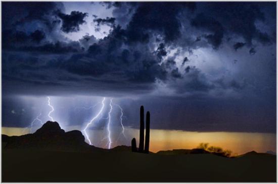 Tucson, AZ: POWER TAKING OVER