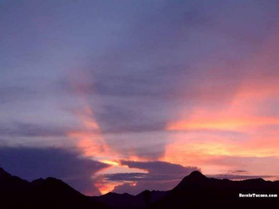 Tucson, AZ: HEAVEN TOUCHING EARTH
