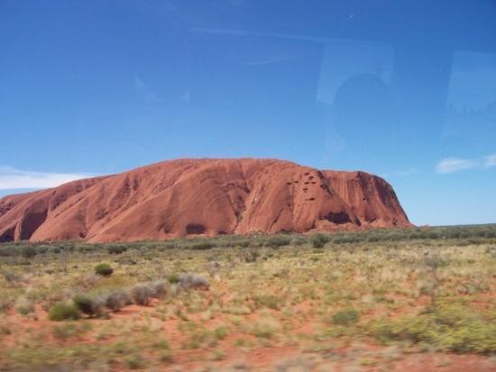 Uluru: The Rock