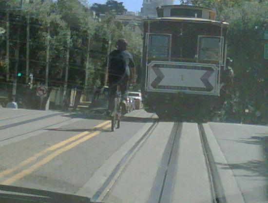 Cable Cars: San Francisco trolly