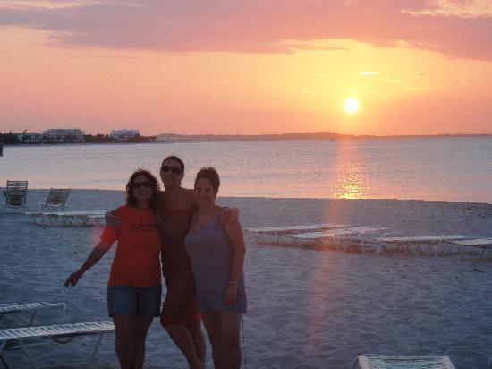 Club Med Turkoise, Turks & Caicos: Coucher de soleil