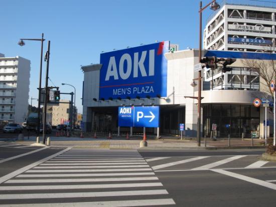 Narita, Japan: Aoki Men's Plaza.. what's it for?