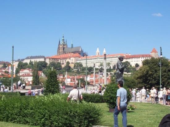 Praha Slott: Prague Castle, Czech Rep