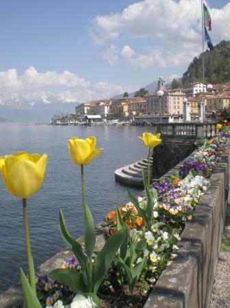 Bellagio, Lago Como, Italia