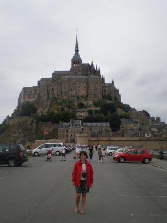 Mont-Saint-Michel, Frankrike: Mont Saint Michel, Francia