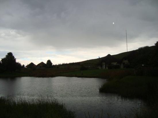 Underberg, Sør-Afrika: DSC08380