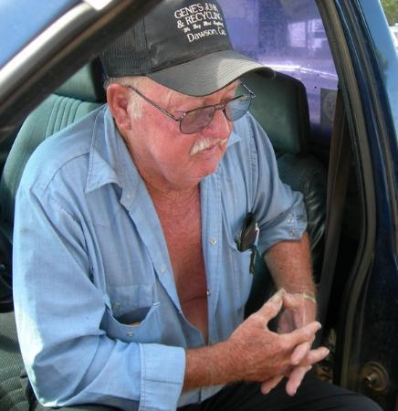 Dawson, GA: Rest in peace, Pops...