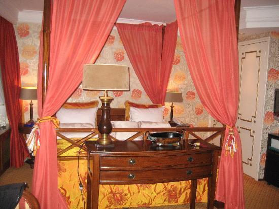 Hotel Estherea: la chambre 110