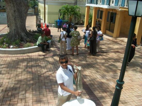 Bilde fra St. Croix