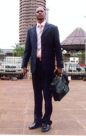 Bilde fra Nairobi