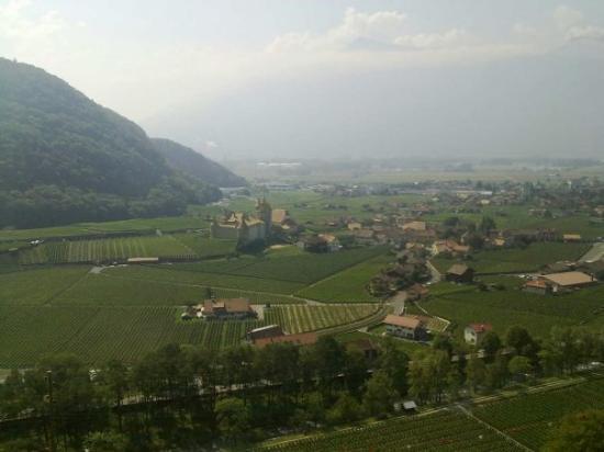 Leysin, Sveits: Aigle