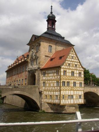 Bamberg Germany, my new home