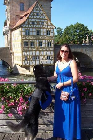 Bamberg, Tyskland: Lovely day