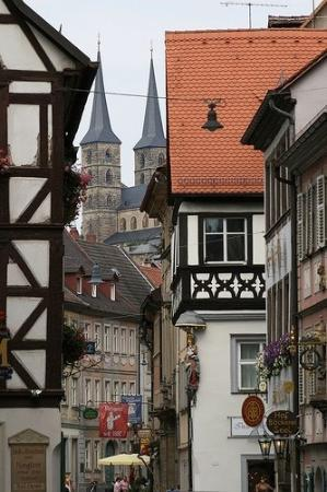 Bamberg, Tyskland: This is home for now
