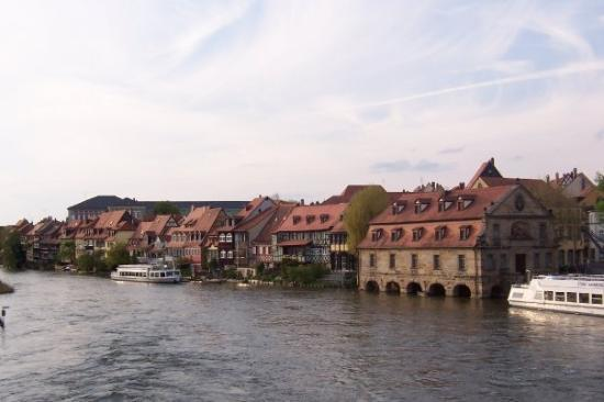 Bamberg, Germany...home for now