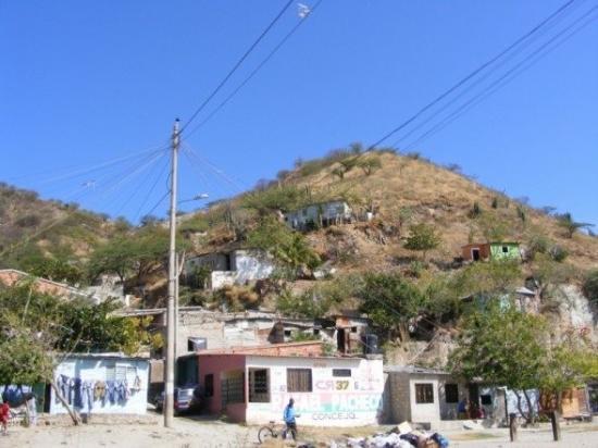 Bilde fra Taganga