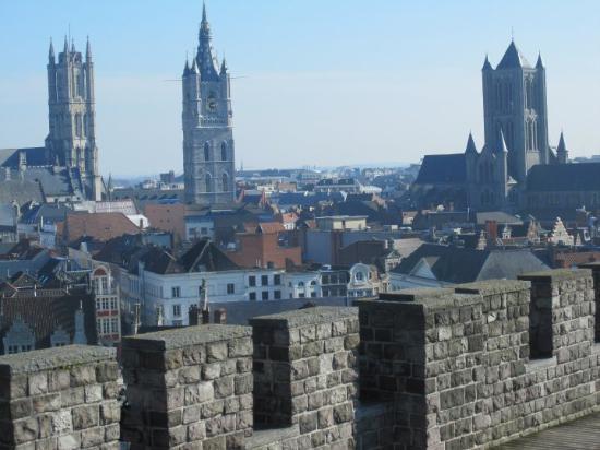 Ghent, Belgia: Gent